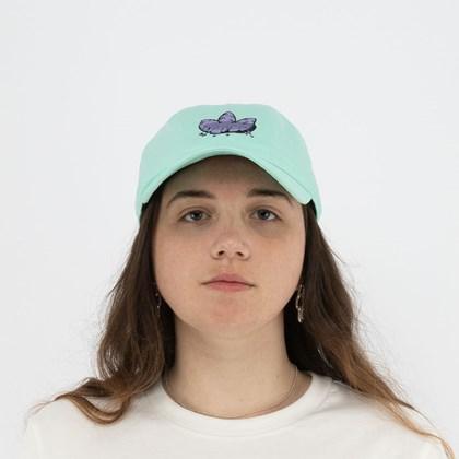 Boné adidas Graphic Cap Baseball Clear Mint H34558