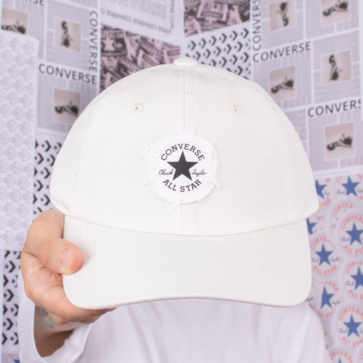 Boné Converse Renew Baseball Cap Egret 10018901-A01