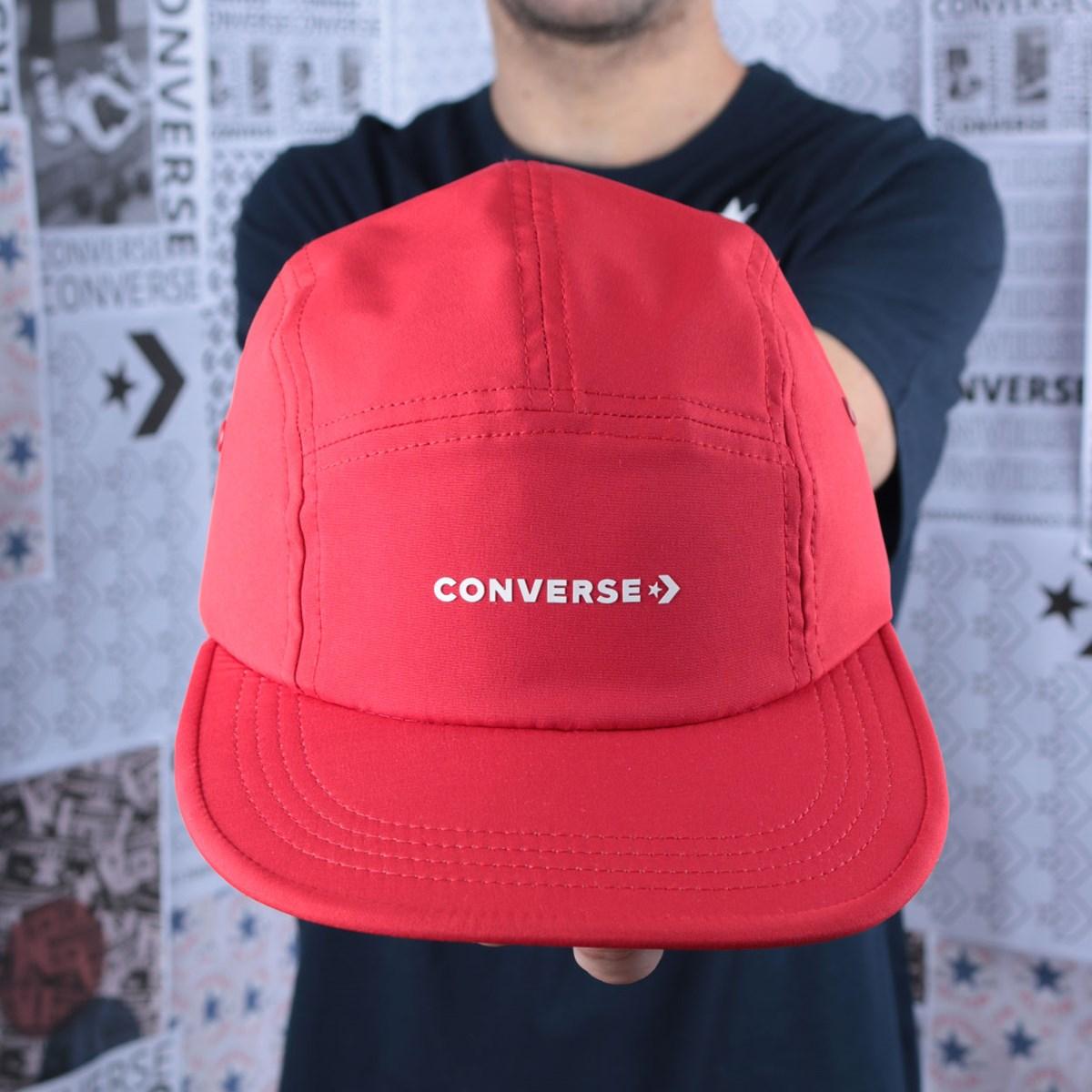 Boné Converse Swap Out Camp University Red 10018511-A03