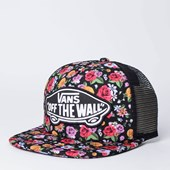 Boné Vans Beach Girl Trucker Mixed Floral VN000H5LYFD