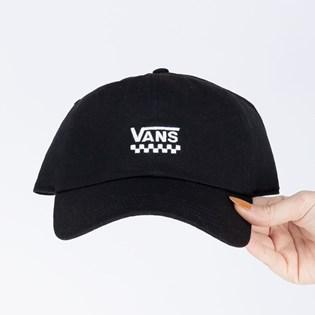 Boné Vans Court Side Hat Black Checker VN0A31T6J0Z