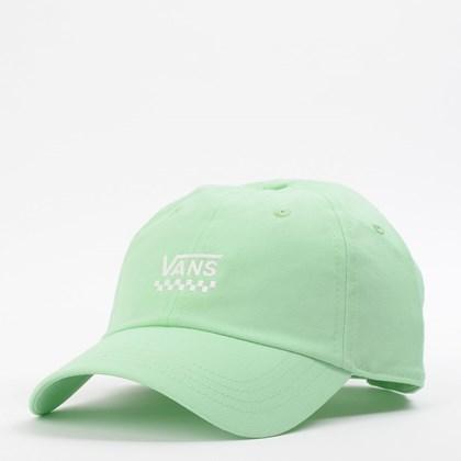 Boné Vans Court Side Hat Green Ash White VN0A31T6V5J