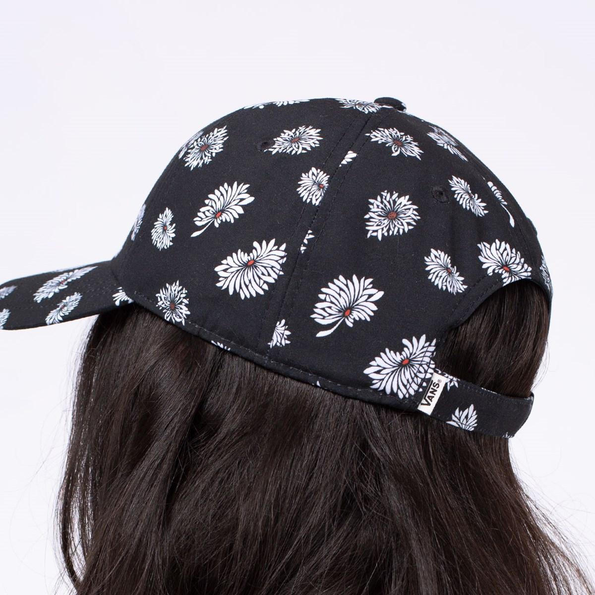 Boné Vans Court Side Printed Hat Imperfect Floral  VN0A34GRZLE