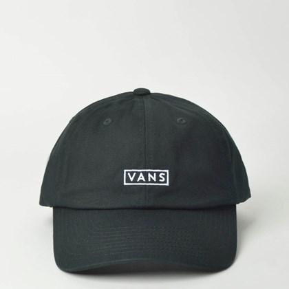 Boné Vans Curved Bill Jockey Black VN0A36IUBLK