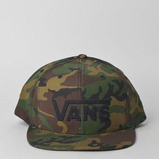 Boné Vans Drop V II Snapback Classic Camo VN0A36OR97I