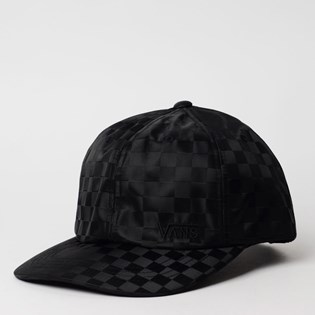 Boné Vans Glazier Hat Black Checker VN0A3D3NJ0Z
