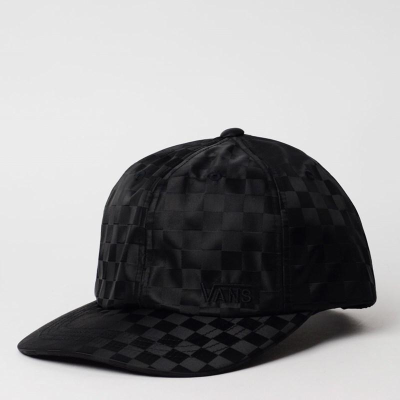 Boné Vans Glazier Hat Black Checker VN0A3D3NJ0Z