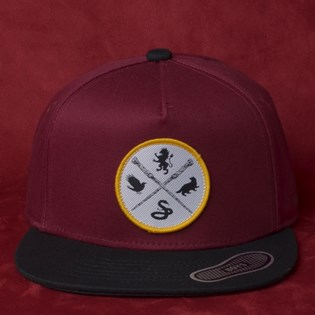 Boné Vans Harry Potter Snapback Boys Icons Port Royale VN0A3IHMSP6