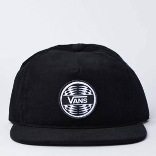 Boné Vans Hayes Shallow Black VN0A3HJRBLK