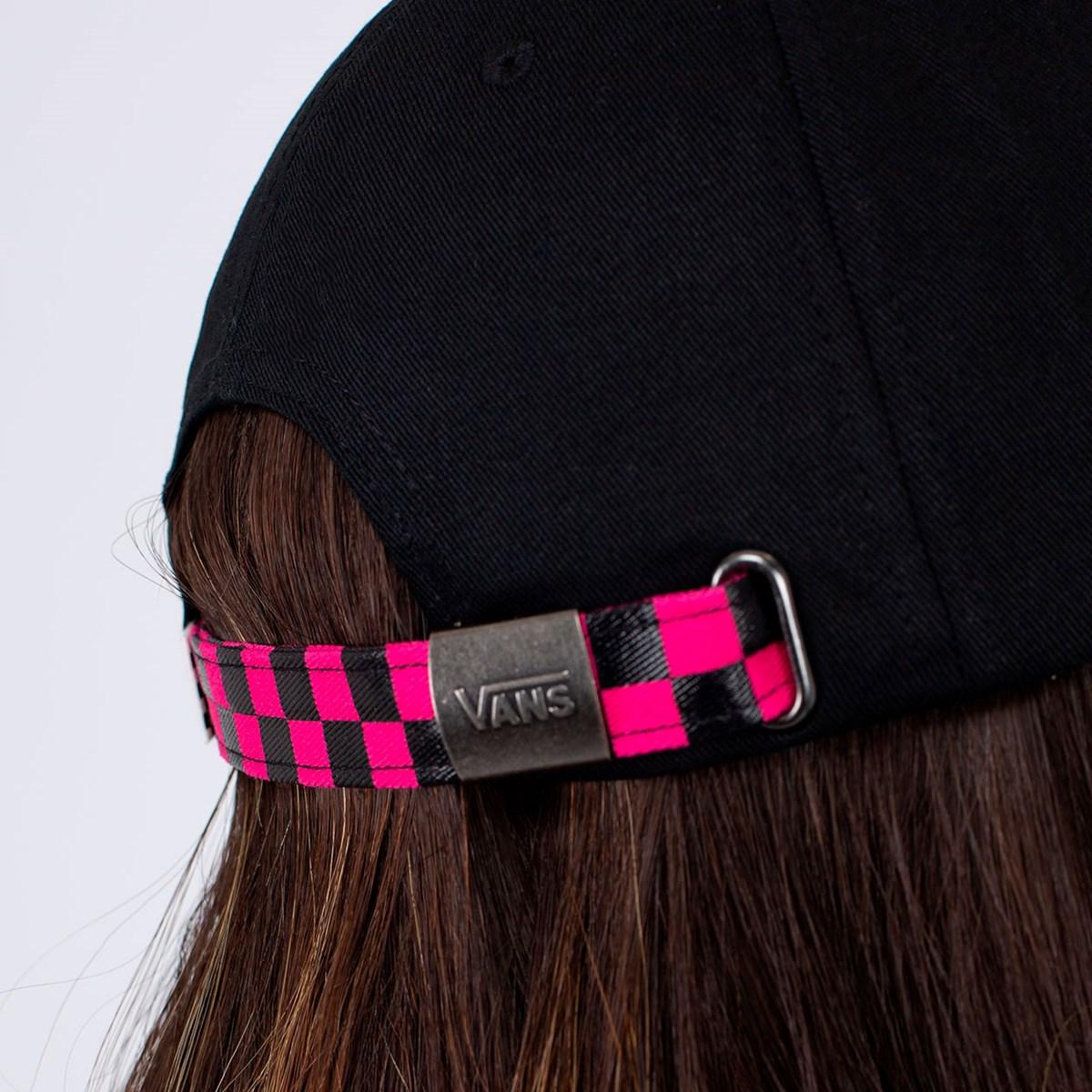 Boné Vans Low Rider Hat Black VN0A4OVQJNH