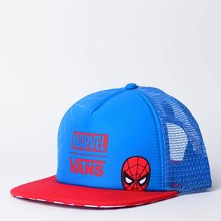 Boné Vans Marvel Spidey Indigo VN0A3QXTRE2