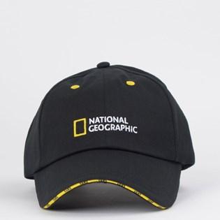 Boné Vans National Geographic Hat Black VN0A4RGQBLK