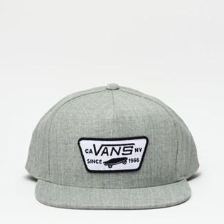 Boné Vans Snapback M Full Patch Cinza VN-0QPUHTG
