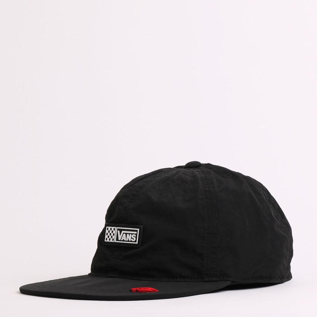 Boné Vans Stow Away Hat  Black Black VN0A47QABKA