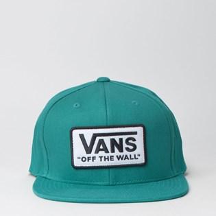 Boné Vans Whitford Snapback Quetzal VN0A3I1EUUX