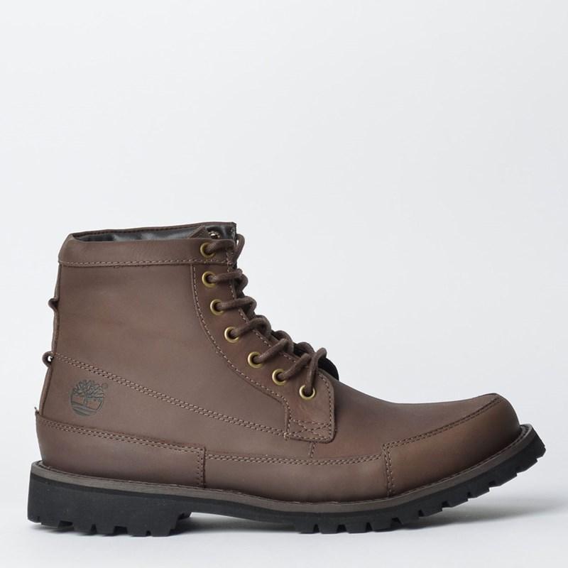 4388157f1 Bota Timberland Original Leather High Dark Brown TB0A1SY2242 - Loja ...