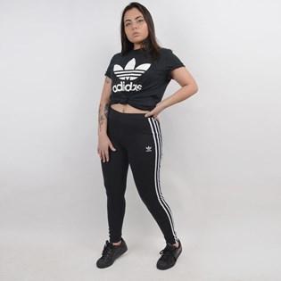 Calça Adidas Feminina 3 STR Tight Preto CE2441