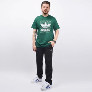 Calça Adidas Masculina Trefoil Pant Preto DV1574