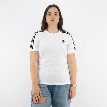 Camiseta adidas Adicolor Classics 3 Stripes White GN2913 White
