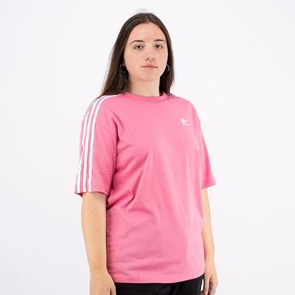 Camiseta adidas Adicolor Classics Oversized Rose Tone H37797