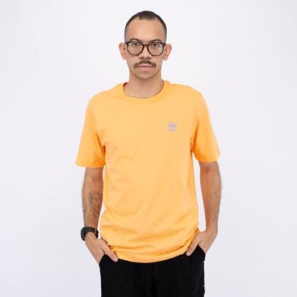 Camiseta adidas Adicolor Essentials Trefoil Haze Orange GN3401