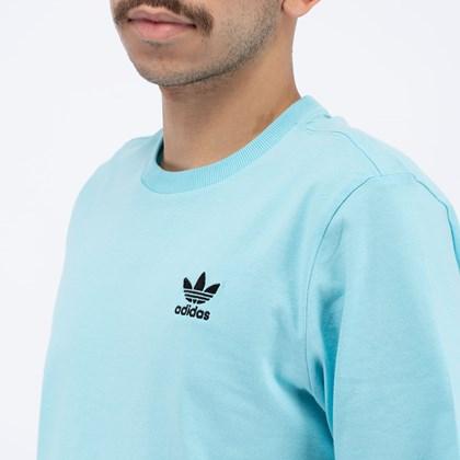 Camiseta adidas Adicolor Essentials Trefoil Haze Sky GN3407