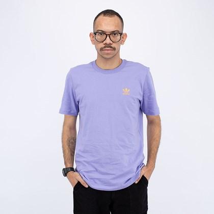 Camiseta adidas Adicolor Essentials Trefoil Light Purple GN3402