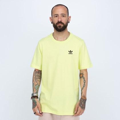Camiseta Adidas Adicolor Essentials Trefoil Pulse Yellow H34630