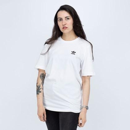 Camiseta Adidas Adicolor Essentials Trefoil White GN3415