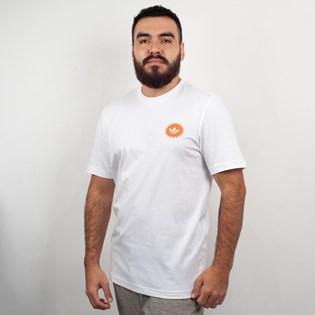 Camiseta Adidas Bodega Poster Branco ED7066