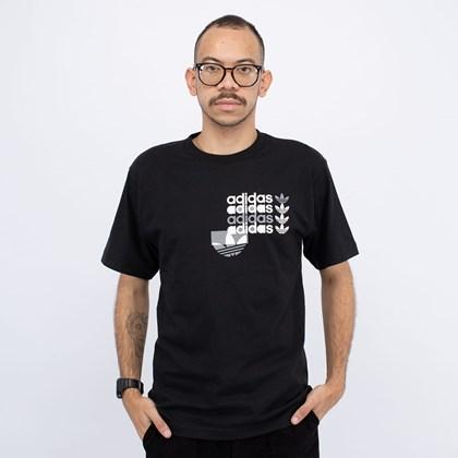 Camiseta adidas Forum Black GN3867