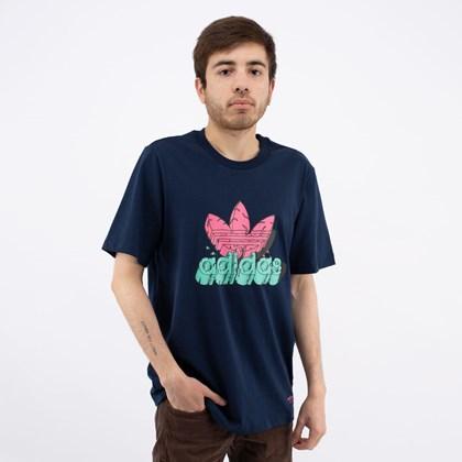 Camiseta Adidas Funny Dino Navy H13480