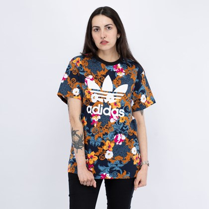 Camiseta adidas HER Studio London Multicolor GN3353