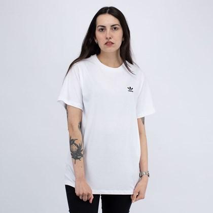 Camiseta adidas Larga Adicolor Classics White GN2924