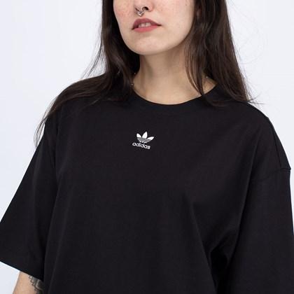 Camiseta adidas Loungewear Adicolor Essentials Black GN4784