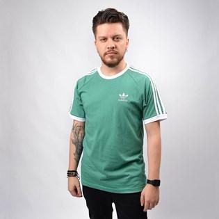 Camiseta Adidas Masculina 3 Stripes Tee Future Hydro F10 FM3771