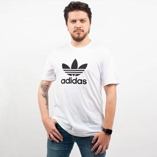 Camiseta Adidas Masculina Trefoil T-Shirt Branco CW0710