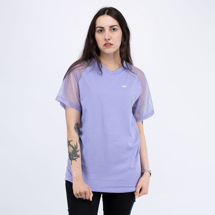 Camiseta adidas Originals Tee Light Purple GN8075