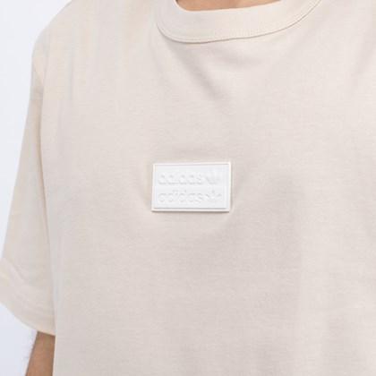 Camiseta adidas RYV Silicone Badge Halo Ivory GN3298
