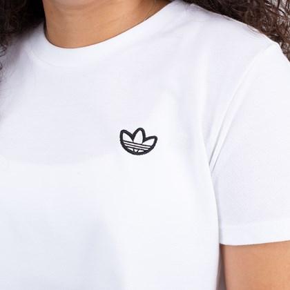 Camiseta adidas Shortsleeve White FU3868