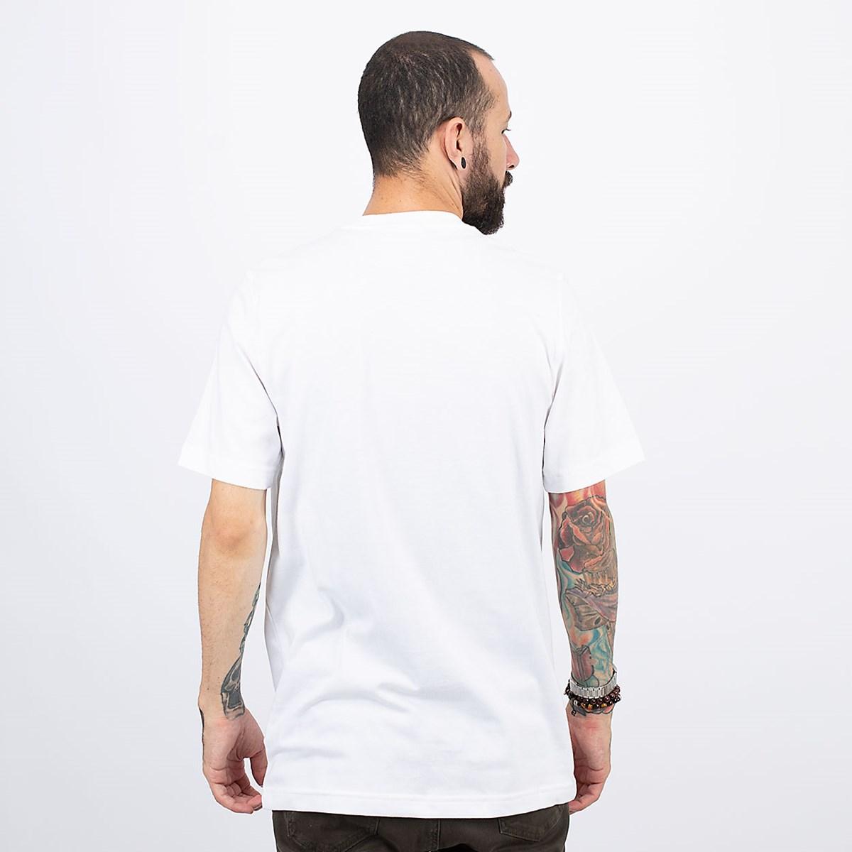 Camiseta adidas Worm Shoe White GN2155