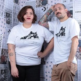 Camiseta Converse Art Tee 3 White 10018553-A03