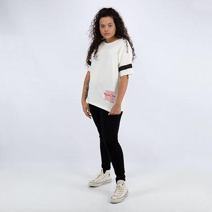 Camiseta Converse Renew Oversized Egret 10018928-A02