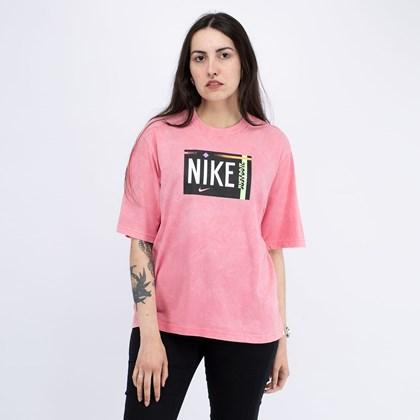 Camiseta Nike Sportswear Wash Sunset Pulse DD1233-675