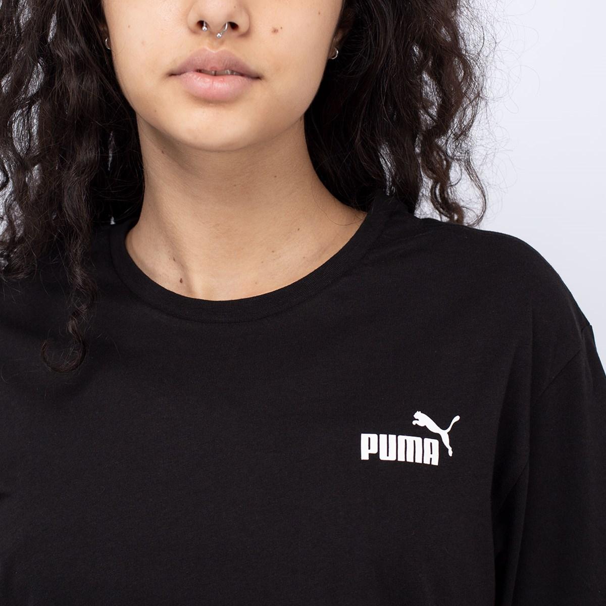 Camiseta Puma Amplified Black 583609-01