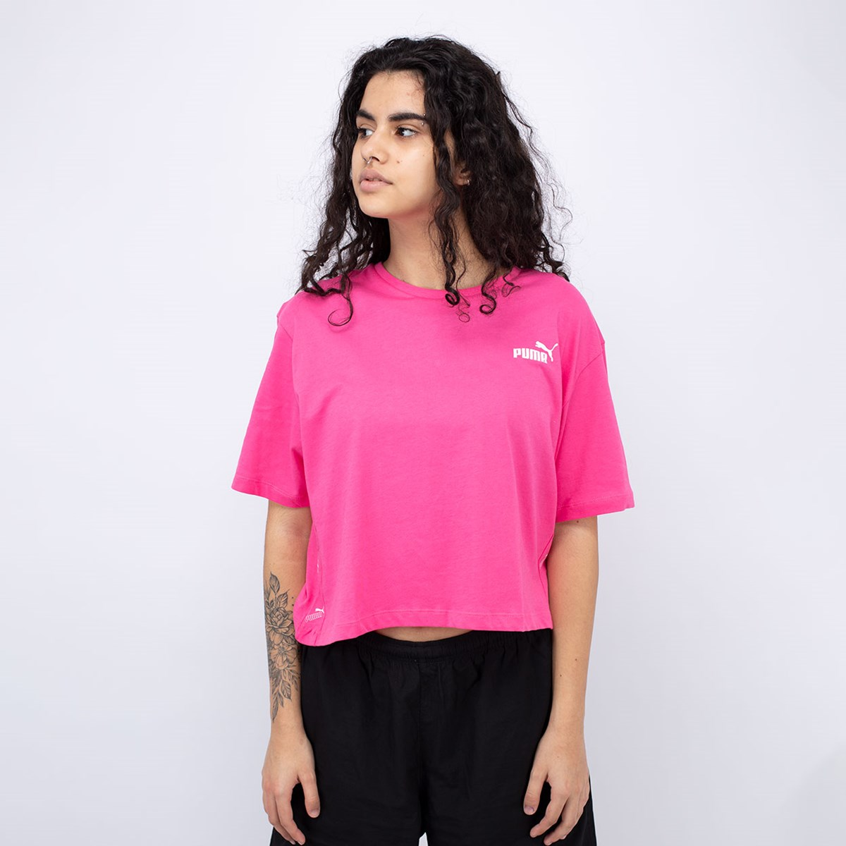 Camiseta Puma Amplified Glowing Pink 583609-25