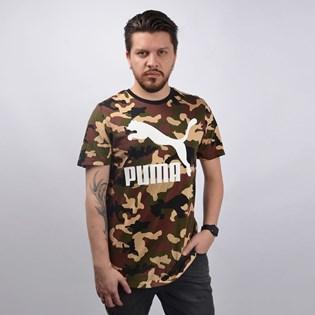 Camiseta Puma Masculina Classics Graphics Tee AOP Camuflado 59526170
