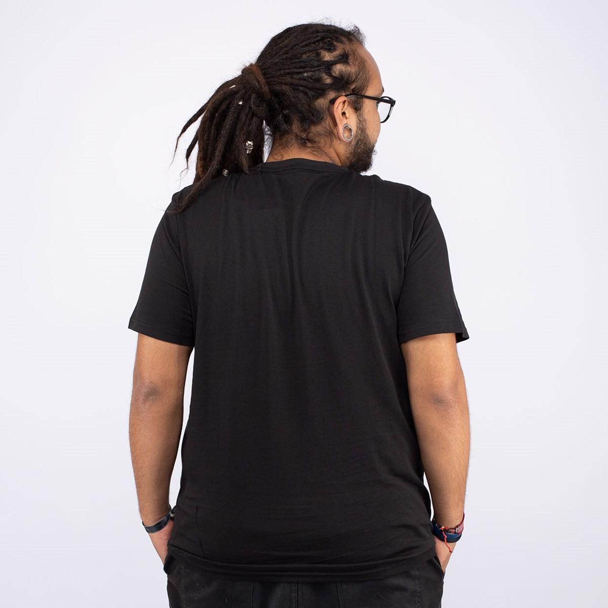Camiseta Puma Rebel 5 Continents Black 584607-01