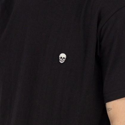 Camiseta Vans Anaheim Needlepoint Black VN0A5FQXBLK