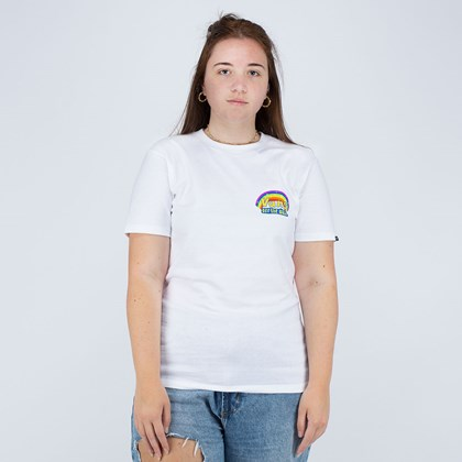 Camiseta Vans Bob Esponja Squarepants Imaginaation VN0A5KCWZAW